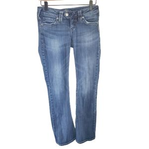 Silver Tuesday bootcut jeans